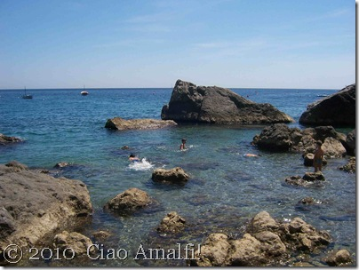 Ciao Amalfi Coast Blog Santa Croce Water