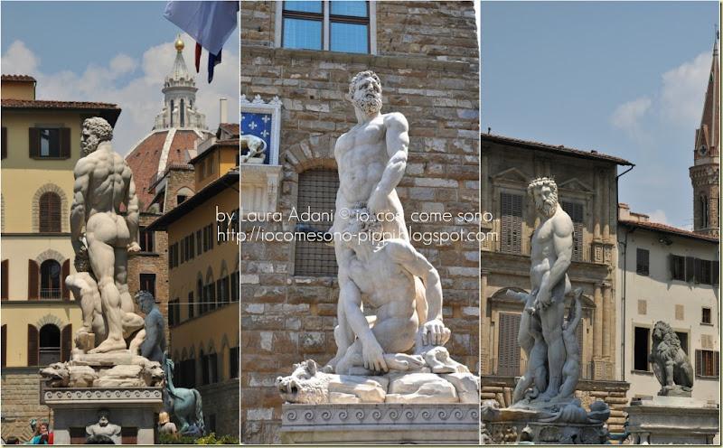 Collage statue3