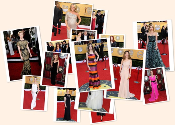 View SAG awards