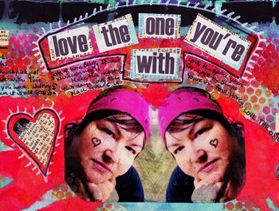 lovetheoneyourewith