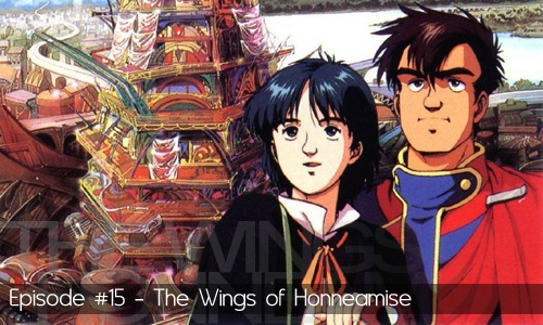 Episode #15 - The Wings of Honneamise