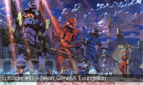 Episode 18 - Neon Genesis Evangelion