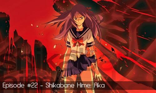 22 - Shikabane Hime: Aka