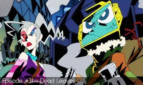 31 - Dead leaves