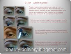 Make – Adele inspired