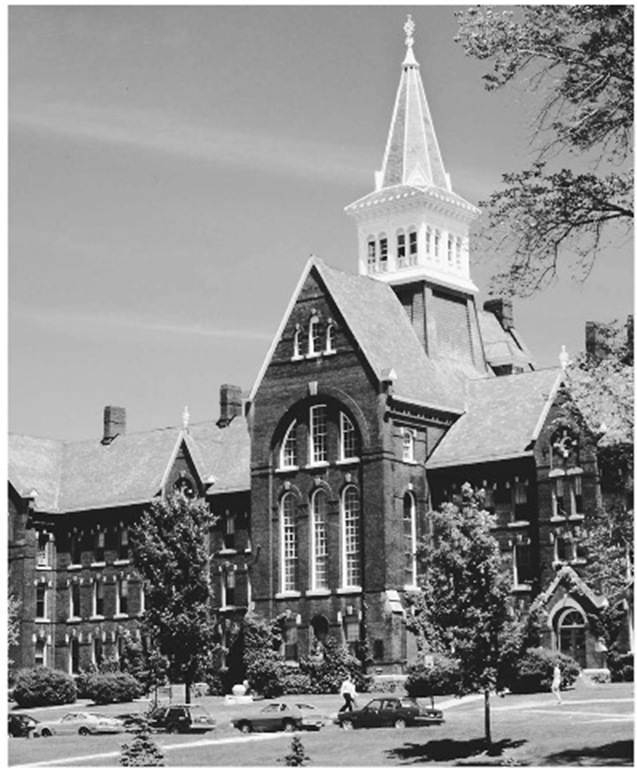 The University of Vermont, considered one of the best undergraduate institutions in the country, was founded in 1791