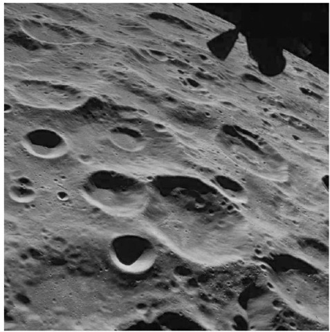 Typical Cratered Highlands on the farside of the Moon (courtesy of NASA). This figure is available in full color at http://www.mrw.interscience.wiley.com/esst.