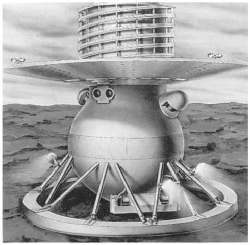 venera 9 spacecraft - photo #43