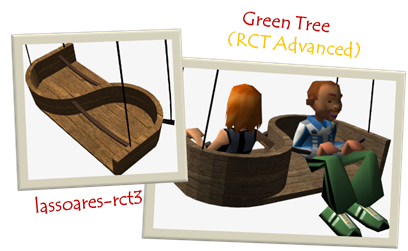 Green Tree I (RCT3 advanced, Moser´s Rides) lassoares-rct3