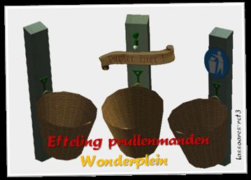Efteling prullenmanden (by Wonderplein) lassoares-rct3