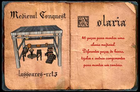 Medieval Conquest - olaria I (lassoares-rct3)