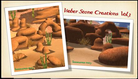 Weber Stone Creations Vol.3 (lassoares-rct3)