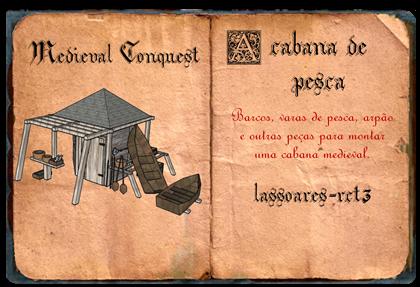 Medieval Conquest - cabana de pescaria II (lassoares-rct3)