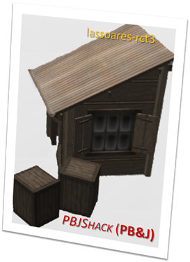 PBJShack (PB&J) lassoares-rct3