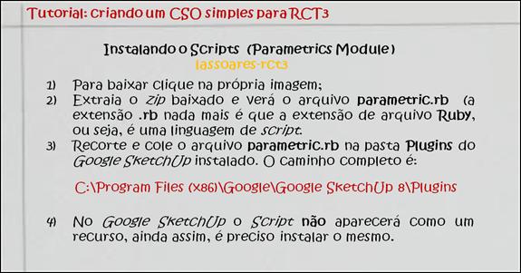 Tutorial CSO 003 (lassoares-rct3)