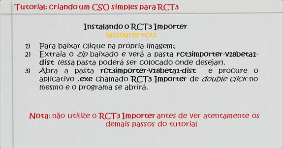 Tutorial CSO 005 (lassoares-rct3)