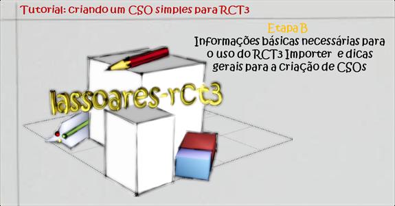 Tutorial CSO Etapa B (lassoares-rct3)