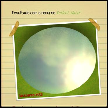 Tutorial Reflect Water II lassoares-rct3