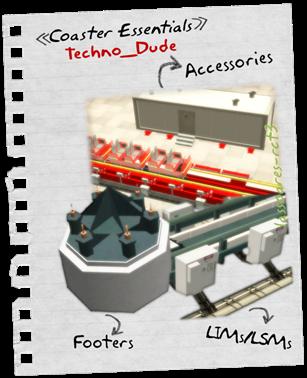 Coaster Essentials (Techno_Dude) lassoares-rct3