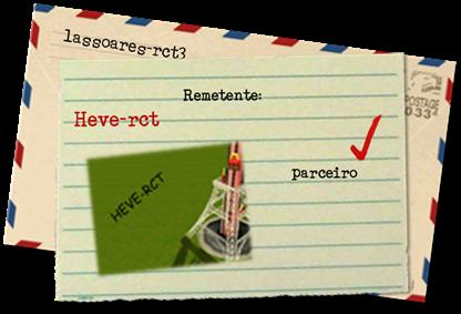 Novos parceiros lassoares-rct3 (Heve-Rct)