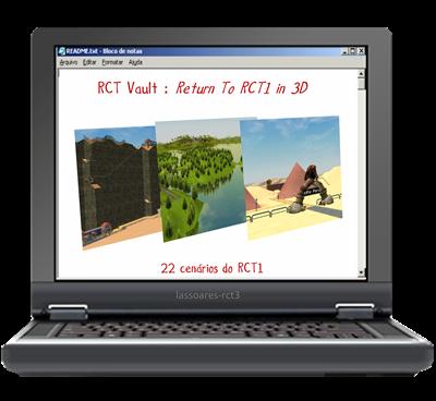 Relembrando os clássicos RCT Vault (lassoares-rct3)