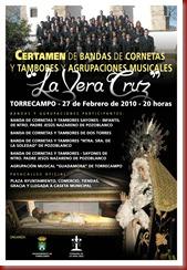 cartel certamen torrecampo 2010