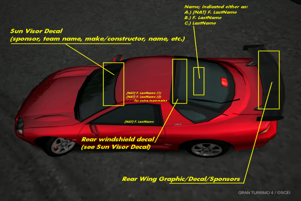 Mitsubishi 3000GT Racing Modification Demo - Top