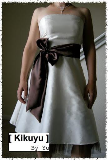robe mariage KiKou McCall 4460