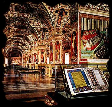 Biblioteva Vaticano