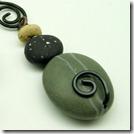 Pebble necklaces