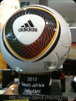 Adidas Jabulani - World cup South Africa 2010