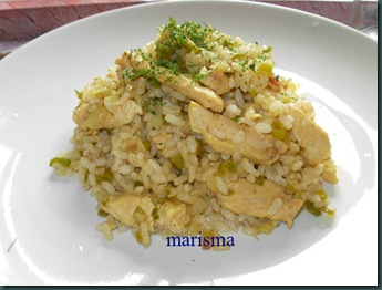 arroz con pollo al curry racion (8)