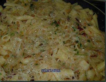 macarrones en salsa de cebolla9
