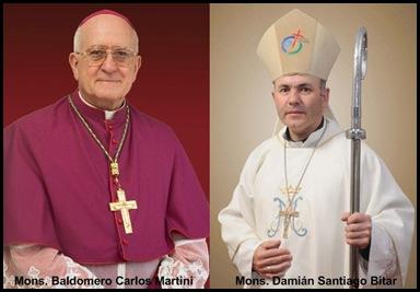 Obispos de San Justo