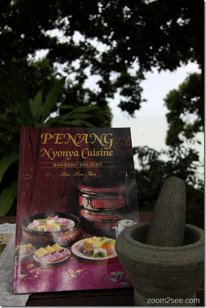 The Penang Nyonya Cuisine : Hawker's Delight Cookbook by Bee Lee Tan