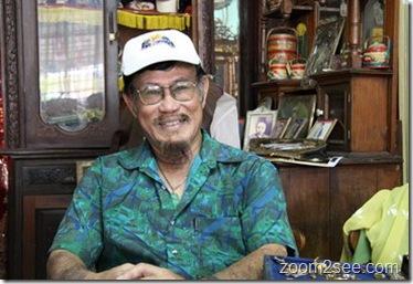 Peranakan Baba Nyonya Heritage & Culture with Raymond Kwok