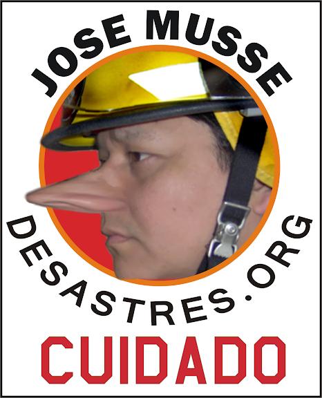 Jose Musse y Desastres.org: