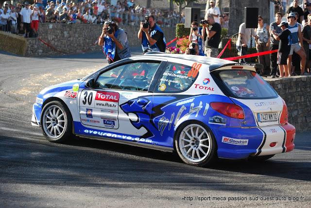 Christophe SICHI / Jérôme SICHI - 206 Maxi F214 Rallye%20du%20Rouergue%202009%20509