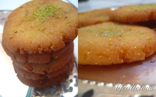 Sindhi Sweet - Fried Lolo