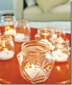 Real Simple Glass Jars