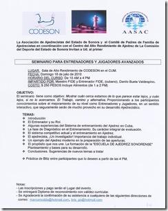 Seminario Ajedrez