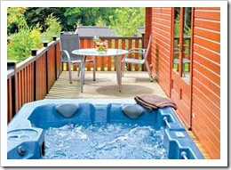 Lodges with Hot Tubs in the Peak District