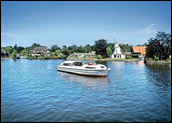 Norfolk Broads Cruisers