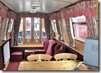 Canal Boat Interior