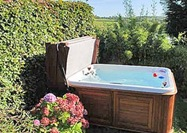 Romantic Locations with Hot Tubs