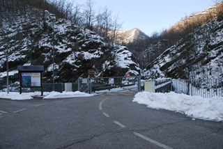 Cancello della diga