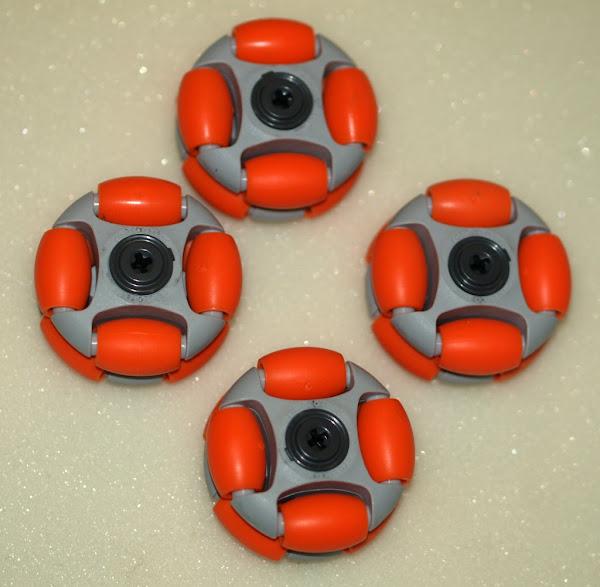 New Rotacaster Roller Design Triumph