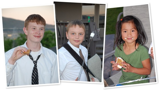 View Nick, Trevor, Sage