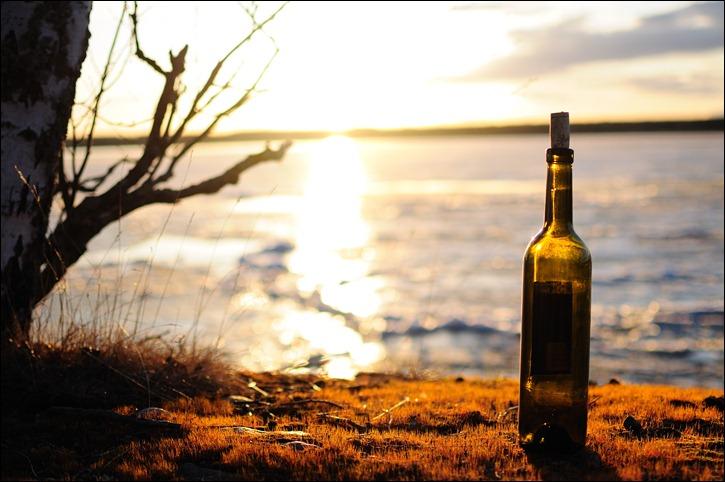 Bottle of Sunset