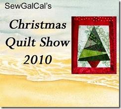 SewCalGal Christmas Quilt Show copy